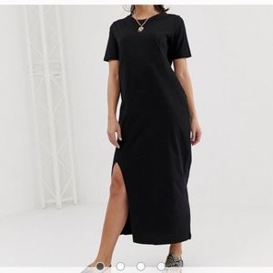 NWT ASOS Design petite t-shirt maxi dress